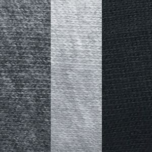 Cyber Tuesday 2014: Black/Gray Heather Jockey 3 Pack Hipster- 1488
