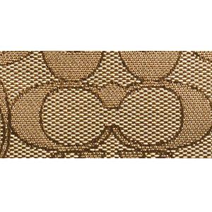 Handbags & Accessories: Satchels Sale: Sv/Khaki/True Red COACH SIGNATURE JACQUARD PRAIRIE SATCHEL