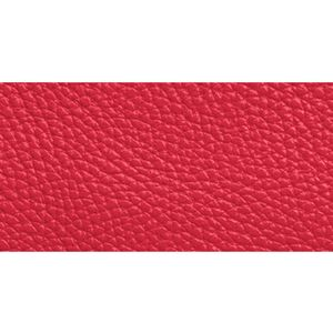 Designer Mini Bags: Sv/True Red COACH POLISHED PEBBLE LEATHER CROSSTOWN CROSSBODY