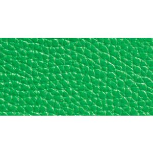 Handbags and Wallets: Li/Green COACH POLISHED PEBBLE LEATHER DOUBLE ZIP WALLET