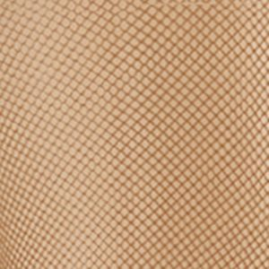 Nylons: Antique Nude Donna Karan Signature Micro Tulle Pantyhose