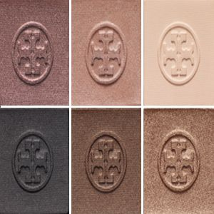 Powder Eyeshadow: Pas Du Tout Tory Burch Eye Shadow Palette