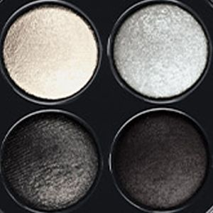 Powder Eyeshadow: A Waft Of /  Grey MAC Mineralize Eye Shadow x4