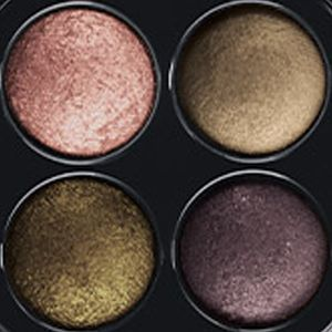 Mac Gifts & Value Sets: A Harvest  Of Greens MAC Mineralize Eye Shadow x4