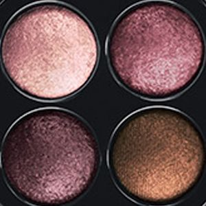 Powder Eyeshadow: A Medley /  Of Mauves MAC Mineralize Eye Shadow x4