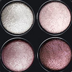 Powder Eyeshadow: A Party Of Pastels MAC Mineralize Eye Shadow x4