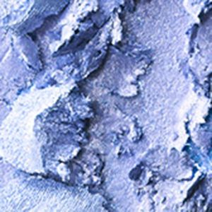 Powder Eyeshadow: Big Bad Blue (Satin) MAC Soft Serve Eye Shadow