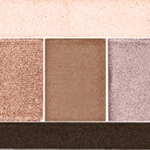 Powder Eyeshadow: Taupe Craze Lancôme Color Design Eye Brightening All-In-One 5 Shadow & Liner Palette