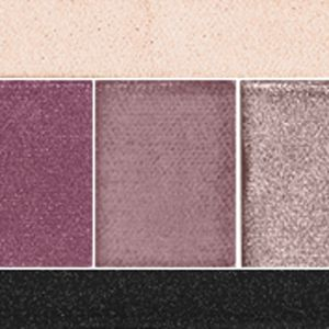 Powder Eyeshadow: Mauve      Ch&#233Rie Lancôme Color Design Eye Brightening All-In-One 5 Shadow & Liner Palette