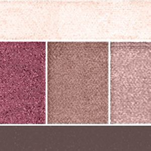Powder Eyeshadow: Ruby Affair Lancôme Color Design 5 Pan Eyeshadow Palette