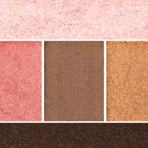 Powder Eyeshadow: Petal Pusher Lancôme Color Design 5 Pan Eyeshadow Palette