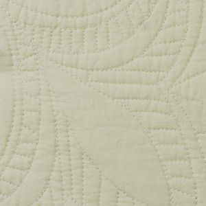 Quilts For Sale: Tea Green American Traditions™ FRENCH TILE QUILT