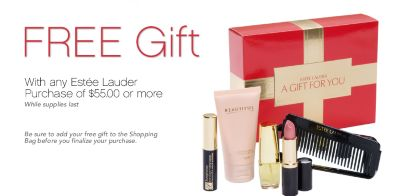 Estee Lauder Gift With Purchase At Belk 2013