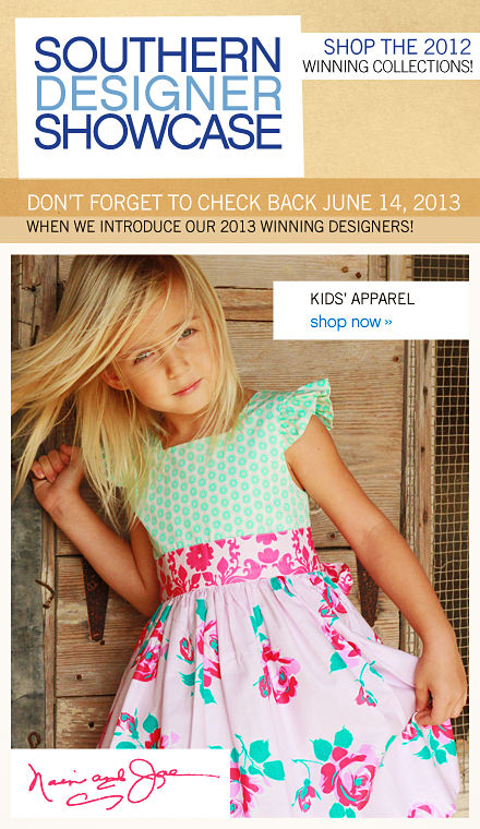 Kid's Apparel - shop now
