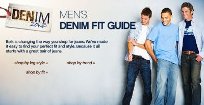 Jeans Mens Guide