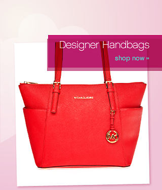 Be noticed Designer Handbags - shop now