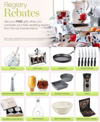 My Registry Print Enclosure Cards Tips & Advice Create Thank You List ...