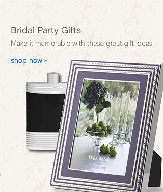 Bridal Party Gifts Make it memorable with these great gift ideas Meet the Bridal Party  shop now
