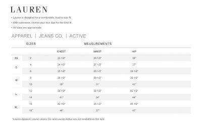 polo ralph lauren performance measurement Sportkleding polo ralph lauren golf performance - poloshirt - french navy donkerblauw: € 99,95 bij zalando (op 10/06/18) gratis verzending .