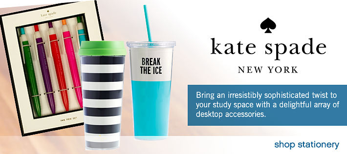 kate spade new york - shop stationery