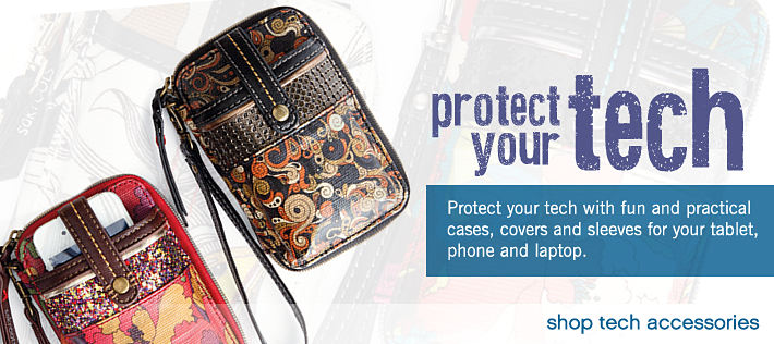 protect your tech - shop tech accessories