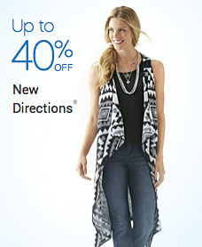 Up to 40% off New Directions®