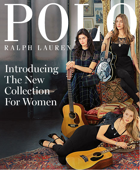 POLO Ralph Lauren | Introducing The New Collection For Women