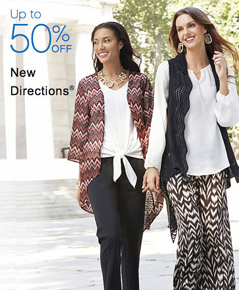 Up to 50% off New Directions®