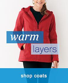 warm layers