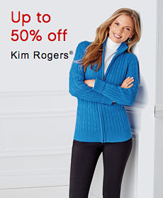 Up to 50% off Kim Rogers®