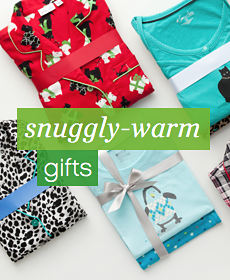 snuggly-warm gifts