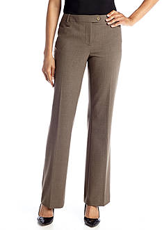 Calvin Klein Heather Taupe Classic Pant
