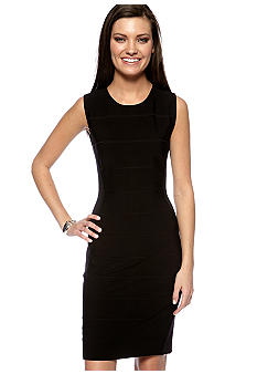 Calvin Klein Compression Knit Dress