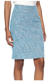 Calvin Klein Tweed Skirt