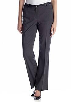 Calvin Klein Pinstripe Classic Pant