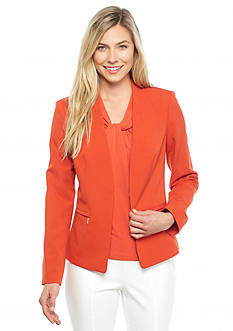 Calvin Klein Lined Zip Pocket Jacket