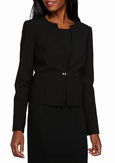 Calvin Klein Split Neck Jacket