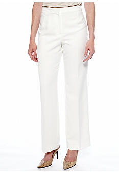 Kasper Plus Size Melange Dress Pant