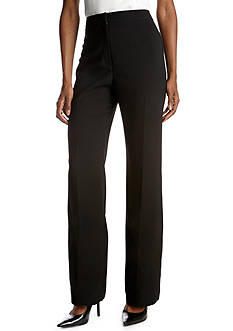 Kasper Kate Crepe Pant Tall - Classic Fit