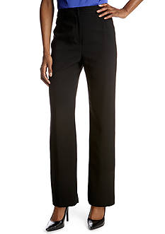 Kasper Kate Crepe Pant Short - Classic Fit