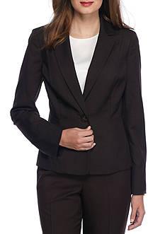 Kasper Single Button Jacket