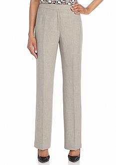 Kasper Flat Front Pants