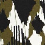 Women's Suit Jackets: Fern Multi Kasper Print Open Front Jacket
