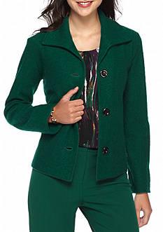 Kasper Bolied Wool Jacket