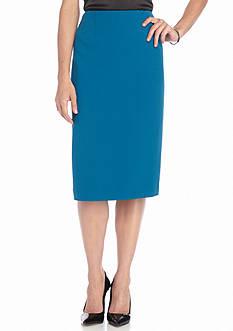 Kasper Straight Skirt