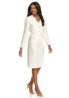 Kasper Sparkle Skirt Suit