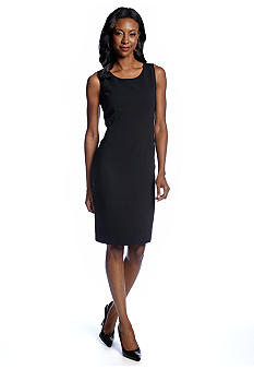 Kasper Crepe Dress