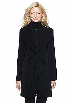 Gallery Cascade Front Zip Jacket