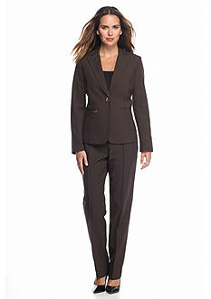 John Meyer One Button Jacket and Pant Suit