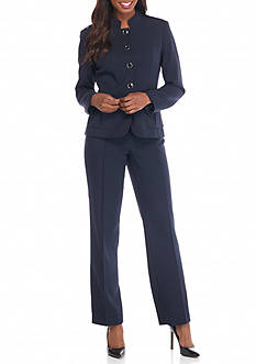 John Meyer Patch Pocket Pant Suit